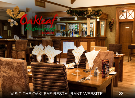 Visit The Oakleaf Restaurant Website